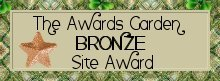 Awards Garden Bronze Award